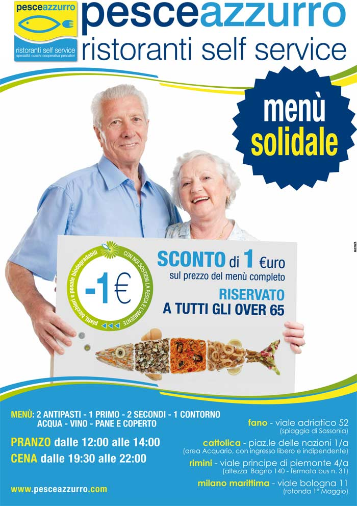 Menu solidale