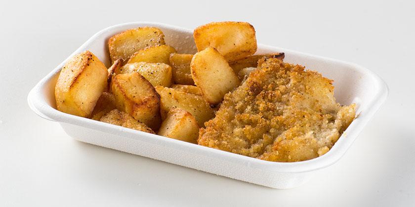 pesce-azzurro-filetto-dorato-patate-forno