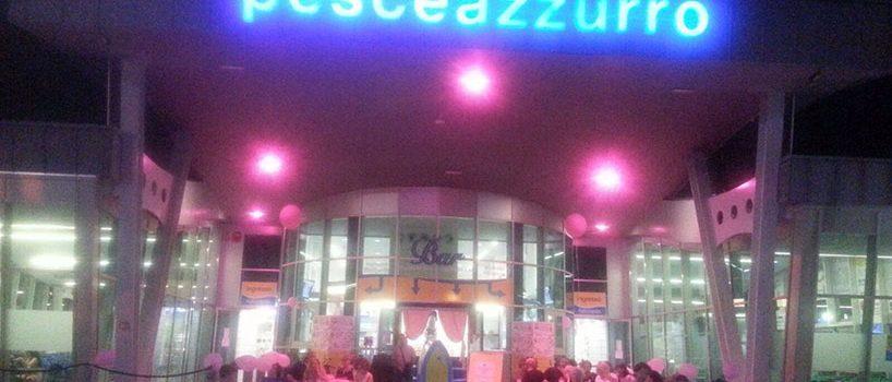 Ristorante PesceAzzurro e la notte Rosa