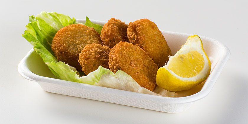 Ristorante Self Service PesceAzzurro - polpettine di pesce e patate