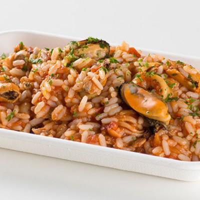 Ristorante Self Service PesceAzzurro - risotto ai frutti di mare