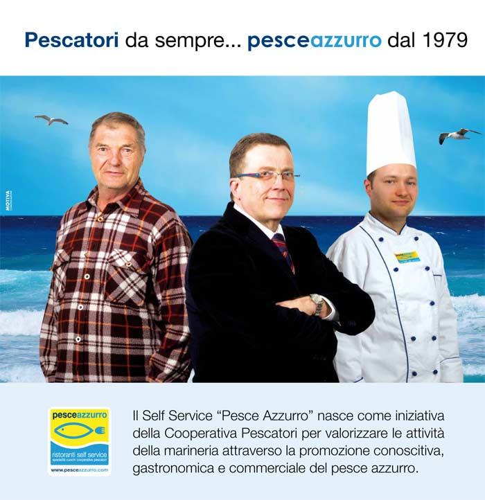 Ristorante PesceAzzurro - pescatori da sempre