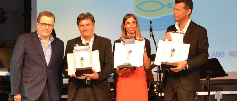 Ristorante PesceAzzurro premia i sindaci le loroicomunità: Senigallia, Fano, Cattolica, Cervia, Rimini