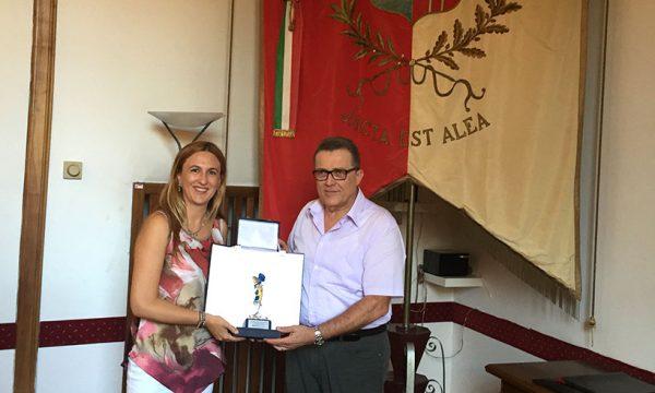 Ristorante PesceAzzurro onora il sindaco di Rimini e la sua comunità